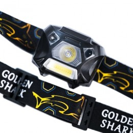Налобный фонарь Golden Shark Hunter