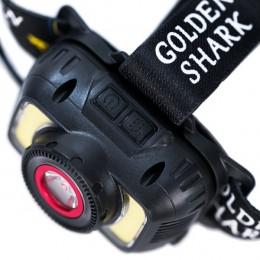 Налобный фонарь Golden Shark Sport