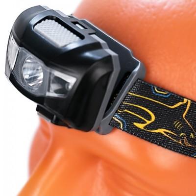 Налобный фонарь Golden Shark Tourist Plus с аккумулятором