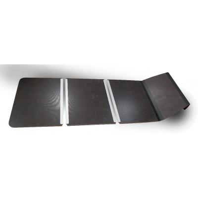 Комбинированный пайол для Amazonia 285 толщина 9 мм + алюминий (РФ)
