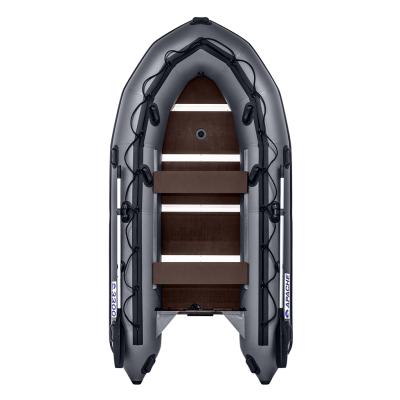 Надувная лодка Apache (Апачи) 3300 СК графит