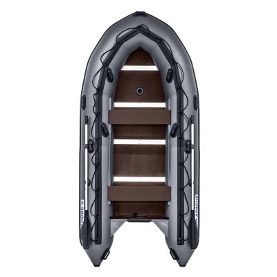 Надувная лодка Apache 3500 СК графит