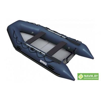 Лодка надувная BRIG B350 Dark-blue