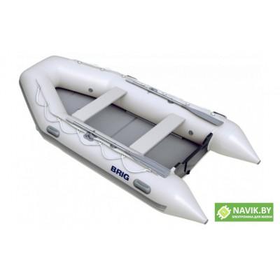 Лодка надувная BRIG B350 Grey