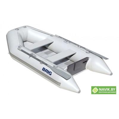 Лодка надувная BRIG D265S Grey