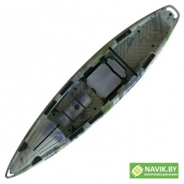 Корпусная лодка Kolibri каяк для рыбалки FISH-n-GO