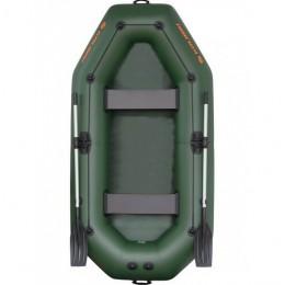 Надувная гребная лодка Kolibri K-300СT (Слань-книжка)