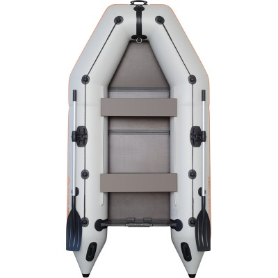 Моторно-гребная лодка Kolibri KM-300 (Слань-коврик)