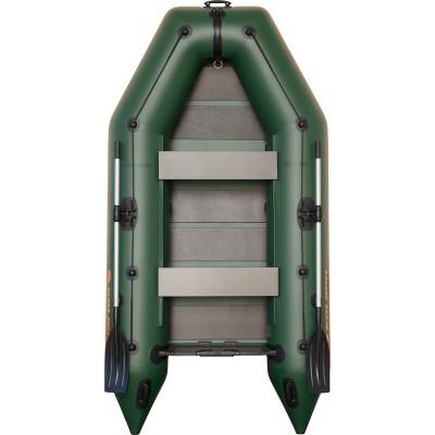 Моторно-гребная лодка Kolibri KM-300 (Слань-книжка)