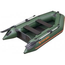 Моторно-гребная лодка Kolibri KM-260 (Слань-книжка)