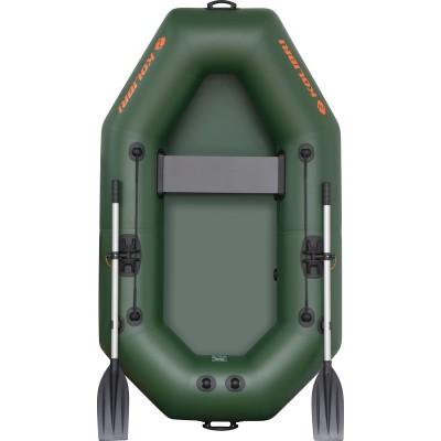 Надувная гребная лодка Kolibri K-220T (Слань-коврик)