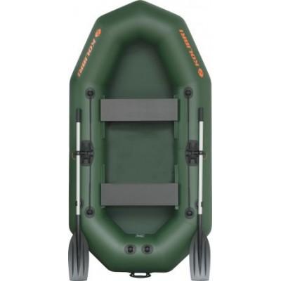 Надувная гребная лодка Kolibri К-250T