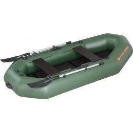 Надувная гребная лодка Kolibri K-270T (Слань-книжка)