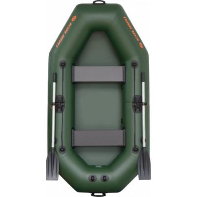 Надувная гребная лодка Kolibri K-280T (Слань-книжка)