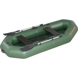 Надувная гребная лодка Kolibri K-290T (Слань-книжка)