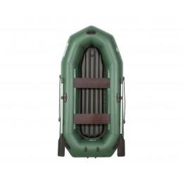 Лодка надувная Лоцман Профи 240 ВНД