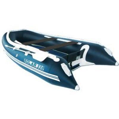 Лодка надувная килевая с транцем SOLAR-330 Максима