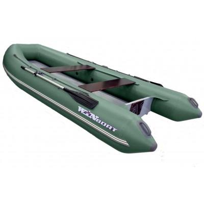 Надувная моторная лодка РИБ WinBoat 375R
