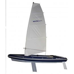 Складная лодка РИБ WinBoat 460RF Sprint Sail