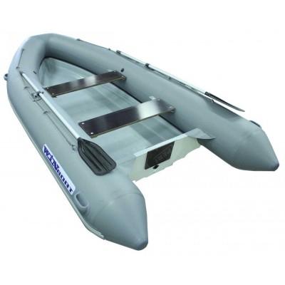 Надувная моторная лодка РИБ WinBoat 420R