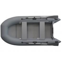 Надувная лодка ПВХ BoatsMan BT300 графитово-оранжевый