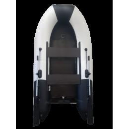 Надувная лодка ПВХ BoatsMan BoatsMan BT300K черно-белый