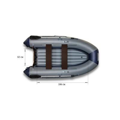 Надувная моторная лодка ФЛАГМАН 280