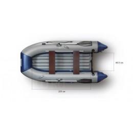 Надувная моторная лодка ФЛАГМАН 300