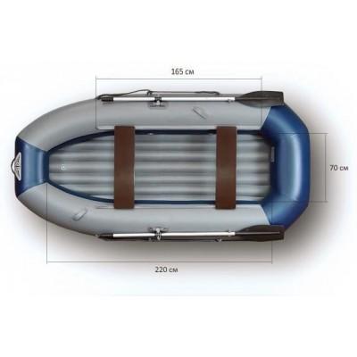 Надувная  лодка ФЛАГМАН 300 HT