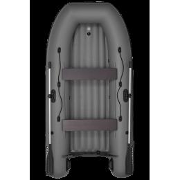 Надувная лодка ПВХ  Фрегат 350 Air (НДНД) Серый