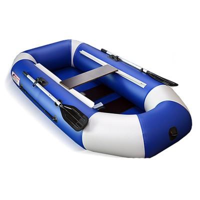 Надувная моторно-гребная лодка Хантер STELS 235