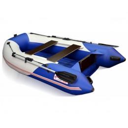 Надувная моторно-гребная лодка Хантер STELS 255 Aero