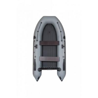 Лодка надувная Лоцман Пилот М-380 НДНД