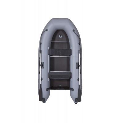 Лодка надувная килевая под мотор Лоцман ПИЛОТ 300 ЖС