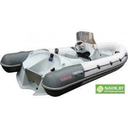 Надувная  лодка Мнев и К Буревестник B-390H
