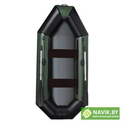 Лодка AQUASTAR В-275 зеленая