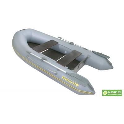 Моторная лодка CatFish 270