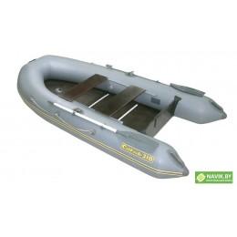 Моторная лодка CatFish 310