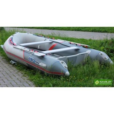 Надувная лодка Kingfish HSD-340AL