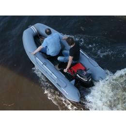 Надувная  лодка Мнев и К Кайман N-330 НДНД