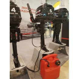 Лодочные моторы Golfstream (Parsun) T5NBMS