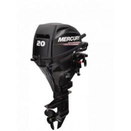 Лодочные моторы Mercury F 20 E EFI (дистанция)
