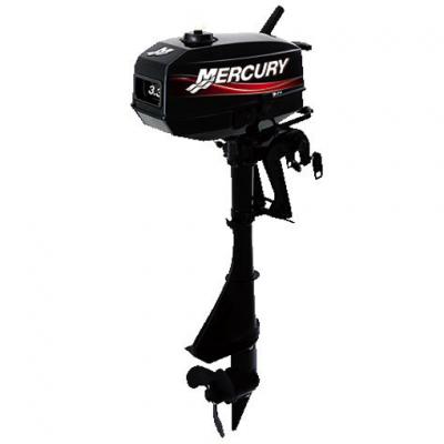 Лодочные моторы Mercury 3.3 M