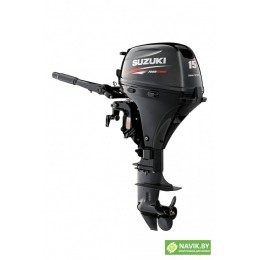 Лодочные моторы  Suzuki DF15AES