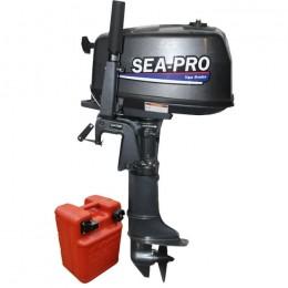 Лодочные моторы Sea-Pro T 5S + бак