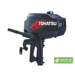 Лодочный мотор Tohatsu M3.5B2 S