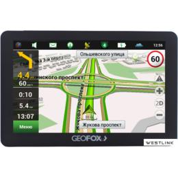 GPS-навигатор GEOFOX MID 502 GPS IPS 8Gb