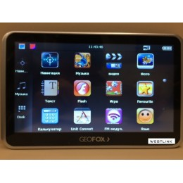 GPS-навигатор GEOFOX MID 702 GPS 8Gb