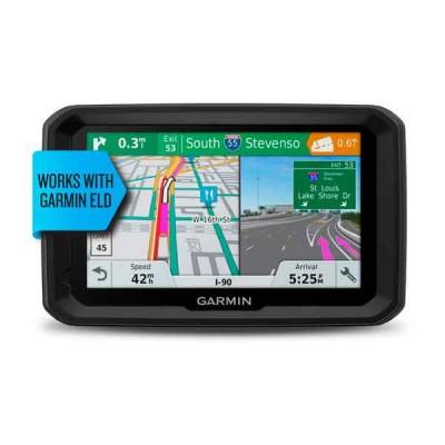 GPS навигатор Гармин DEZL 580 LMT-D Грузовик