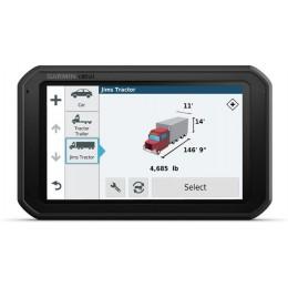 GPS навигатор Garmin DEZL 780 LMT-D Грузовик